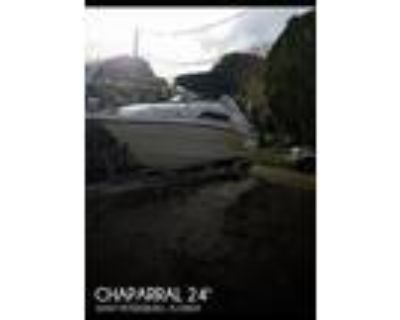 24 foot Chaparral 240 signature series