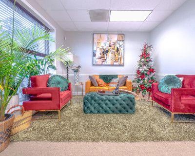 Urban Business Center with Culture & Beautiful furniture, MORROW, GA