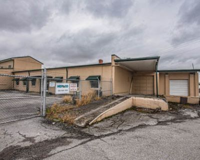 LEASED INDUSTRIAL PROPERTY FOR SALE