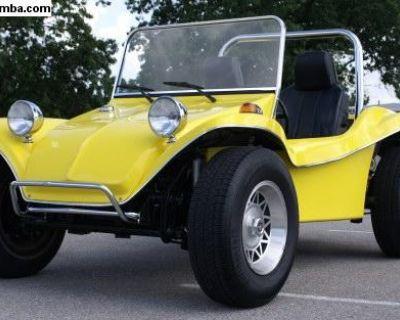 New Lancer buggy body