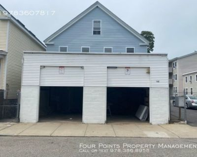 Spacious Garage! Central lowell