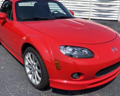 2008 Mazda MX-5 Miata Grand Touring PRHT