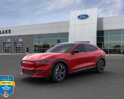 New 2021 Ford Mustang Mach-E AWD