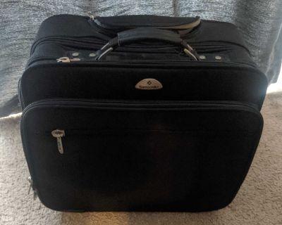 Samsonite 2 wheeled travel Briefcase