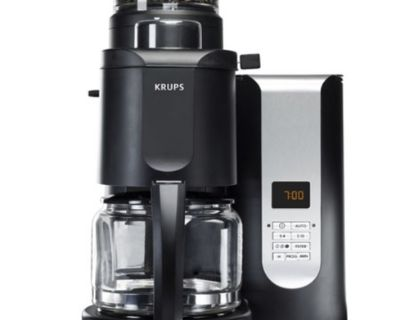 Coffee maker and grinders