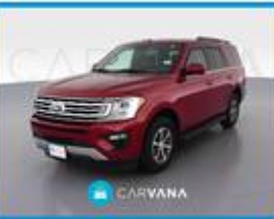 2018 Ford Expedition Red, 6K miles