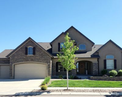 Beautiful 5 Bedroom Home w/ 4 fireplaces Stunning Bar 5 min from AF Academy - Flying Horse