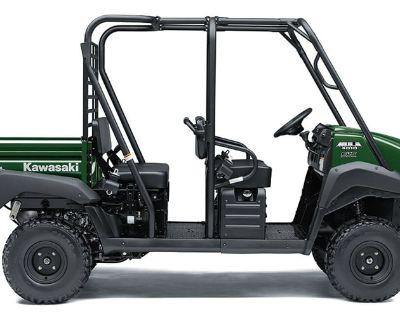 2021 Kawasaki Mule 4010 Trans4x4 Utility SxS Mount Bethel, PA
