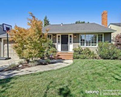 1033 Oakland Avenue, Menlo Park, CA 94025 4 Bedroom House