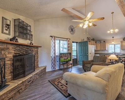 3 Bears Cottage: Adorable 2 Bedroom in the Historic Upper Canyon! - Ruidoso