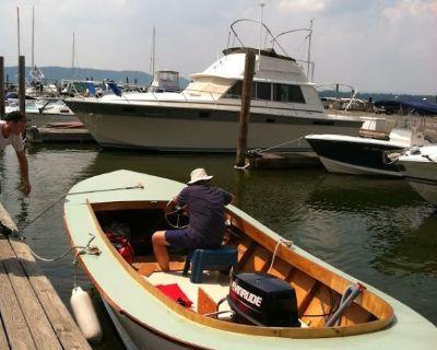 power boat replica bartender 19'