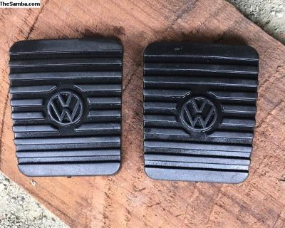 NOS T3/T34 Pedal Pads-Newer Style (Pending Sale)