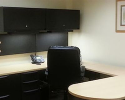 Private Office for 3 at Inspired Workspace (Presidio)
