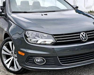 2012 Volkswagen Eos Komfort