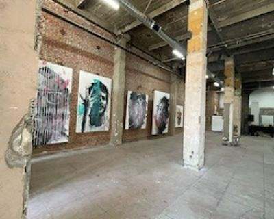 Event Space for 100 at Ouro Studio Gallery