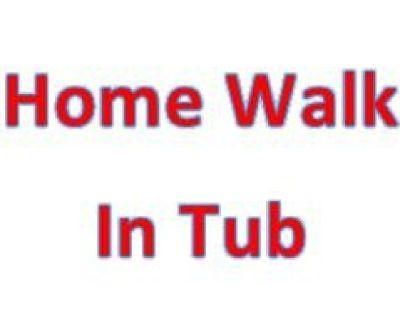 Home Walk In Tub