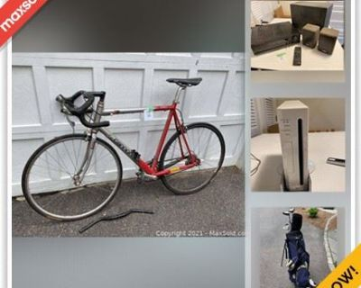 Belmont Moving Online Auction - Stone Road