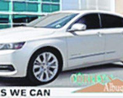 CHEVROLET 2014 IMPALA LTZ Sedan, Automatic, Front Wheel Drive, 6 Speed, 125k miles,...