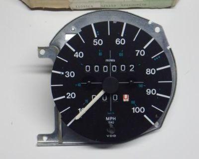NOS 77-78 Rabbit Speedometer 175957033A
