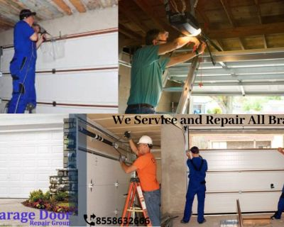 Take a look at the best garage door installation service at the finest price