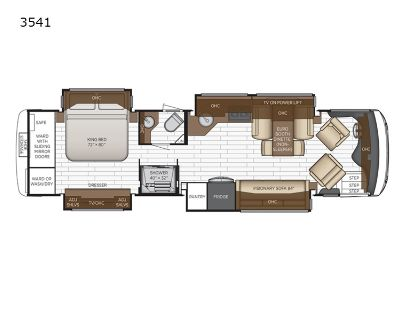 2022 Newmar New Aire 3541