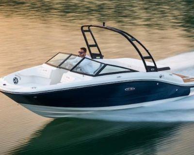 2022 Sea Ray 19 SPX
