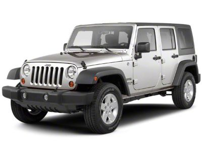 Pre-Owned 2010 Jeep Wrangler Unlimited Unlimited Sahara 4WD Convertible