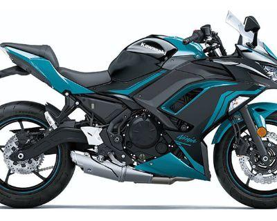 2021 Kawasaki Ninja 650 ABS Sport White Plains, NY