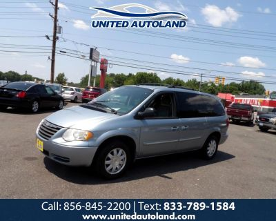 Used 2006 Chrysler Town & Country LWB 4dr Touring