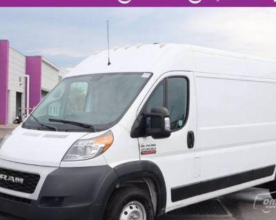 2019 Ram ProMaster Cargo Van 2500