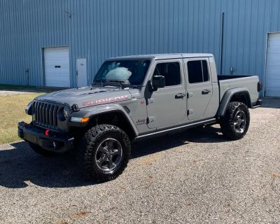 Indiana - Selling 2021 Rubicon wheels and WildPeak M/T with TPMS and spare 3k miles