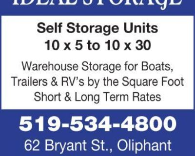 IDEAL STORAGE Self Storage U...
