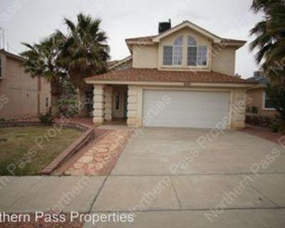 6521 Dakota Ridge Dr, El Paso, TX 79912 4 Bedroom House