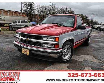 1995 Chevrolet 1500 Regular Cab for sale