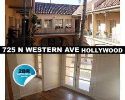 725 N Western Ave #209, Los Angeles, CA 90029 2 Bedroom Condo