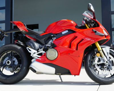 2021 Ducati Panigale V4 S Supersport Elk Grove, CA