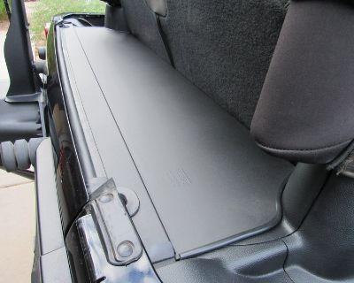 Tuffy 282-01 Tailgate Enclosure for Jeep Wrangler JK 2-door
