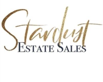 A Stardust Estate Sale - Hoosier Cabinet, Antiques, Workshop, Crystal & More!