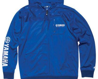 New Yamaha Hampton Jacket Blue Xl-2xl Crp-12jhp-bl