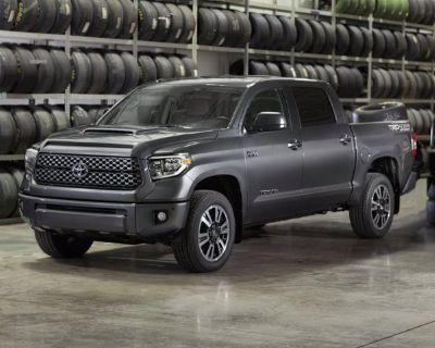 Pre-Owned 2020 Toyota Tundra 4WD SR5 NA Crew Pickup
