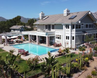 San Diego-close Countryside Patio and Pool Venue - Large Indoors as well, El Cajon, CA