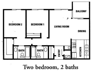 1BR/2BR/Studios Apartments for Rent in Palm Springs CA