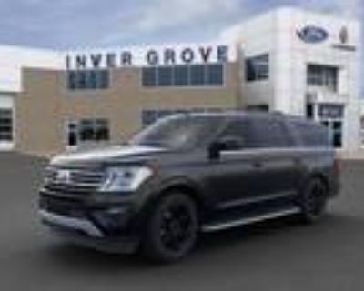 2021 Ford Expedition Black