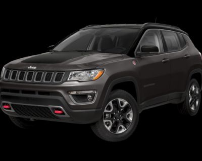 Pre-Owned 2018 Jeep Compass Trailhawk 4WD