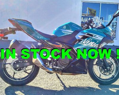 2021 Kawasaki Ninja 400 ABS Sport Salinas, CA