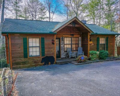 * Cozy & clean 5 star Cabin w/King bed** FREE WIFI, HOT TUB, great location - Pigeon Forge