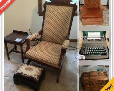 Nashua Moving Online Auction - Coburn Avenue