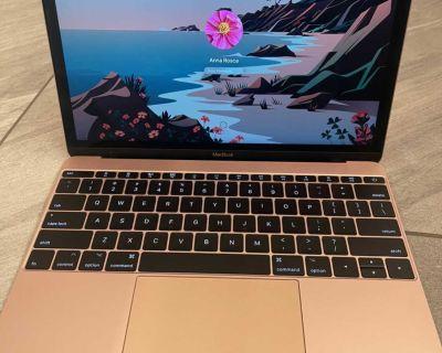 macbook 11 inch rose gold 2017