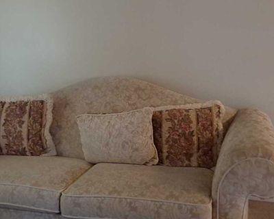 Queen Ann sofa