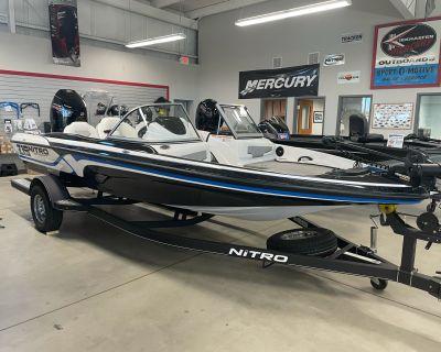 2021 Nitro Z19 Sport Ski & Fish Boats Appleton, WI